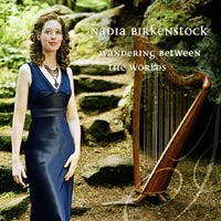 Nadia Birkenstock, Harfe, CD Wandering between the Worlds